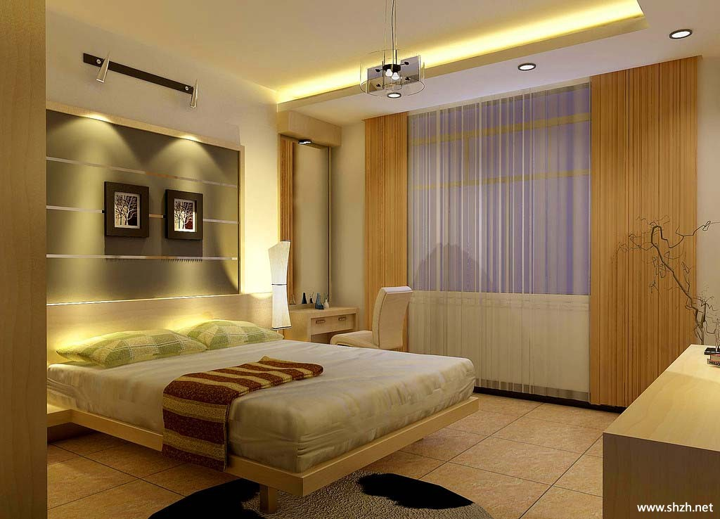 Bedroom false ceiling design in japanese style simple false ceiling - Bedroom False Ceiling Design In Japanese Style Simple False Ceiling 10