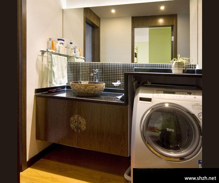新中式极致简约家-上海装潢网