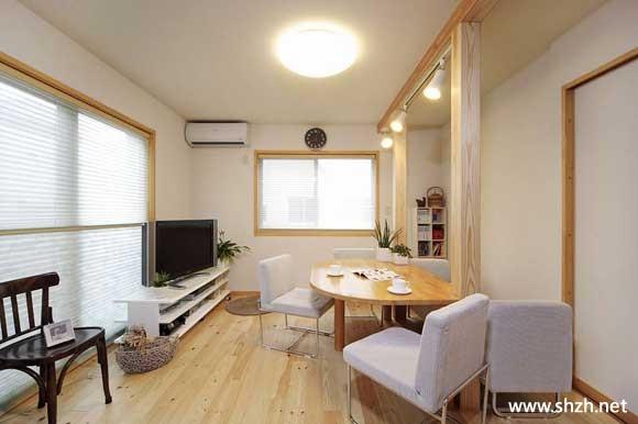 客厅 设计 东京/日式客厅餐厅