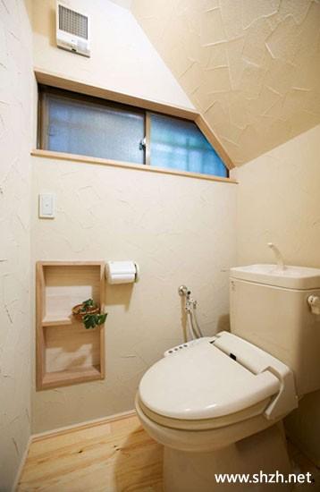装修图库 日式风格  浏览数: 14 洗手间是一个充满和风禅意的设计