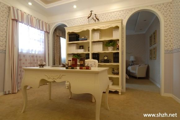 乡村自然 生如夏花 田园风格 130平米三居室装修设计 高清图片