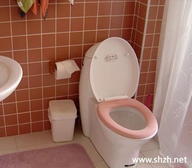 小户型卫生间马桶