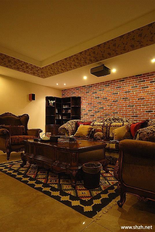 欧式客厅地毯