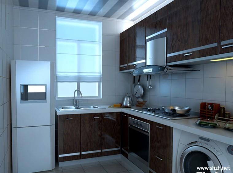 小户型厨房实景图图片