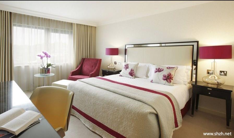 2012年最hold住的客厅餐厅卧室装修效果图
