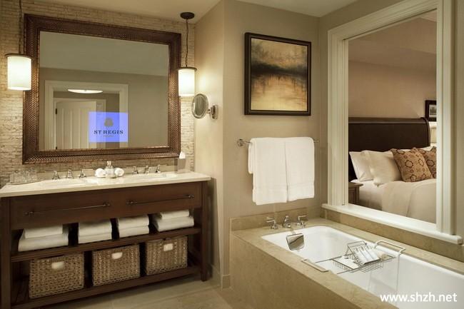 创造空间视觉环境在酒店大堂设计中的作用图片