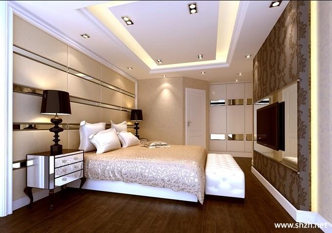 卧室不吊顶怎么做好看_卧室吊顶装修效果图