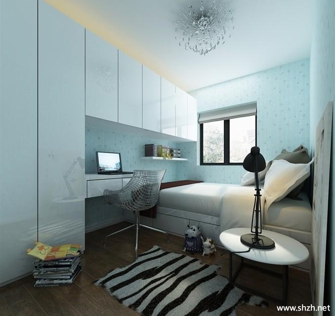 卧室壁橱效果图高清图片
