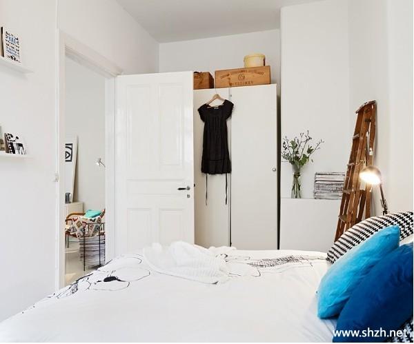 北欧风卧室衣柜