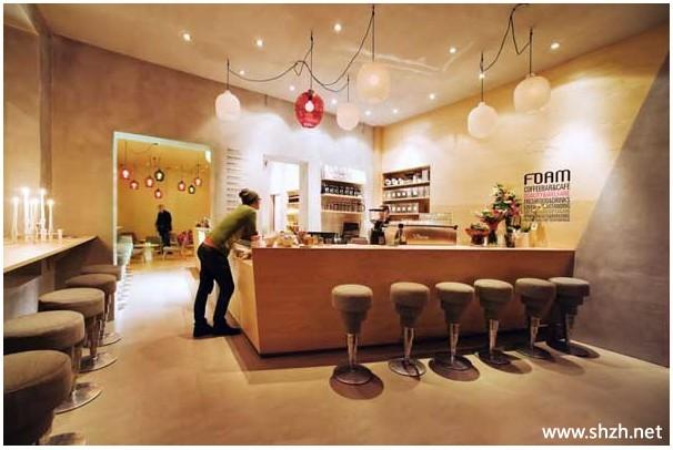 北欧风咖啡厅家具