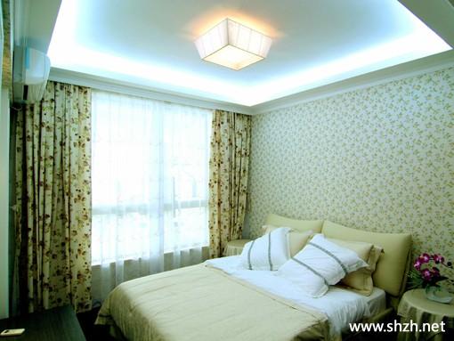 卧室吊顶灯具图片; 卧室吊顶简单造型;;