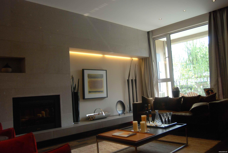 现代客厅沙发