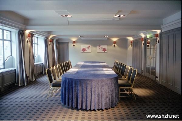 装修图库 会议室  标签:酒店会议室