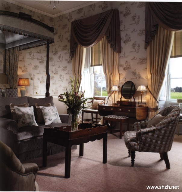 欧式古典沙发茶几