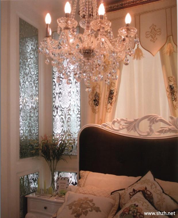 豪华欧式卧室灯具