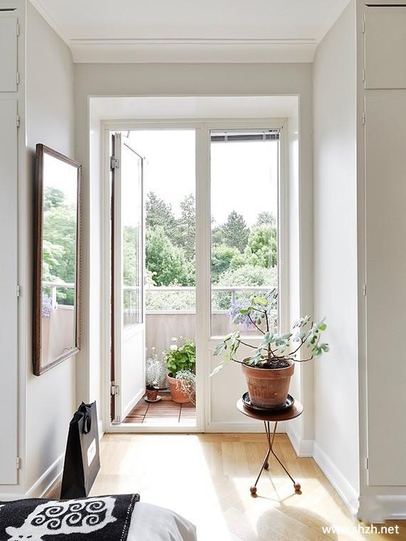 现代简约中性色客厅卧室书房餐厅厨房卫生间阳台