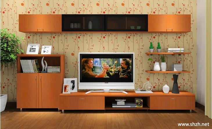 电视柜装修图片 上海装潢网图片