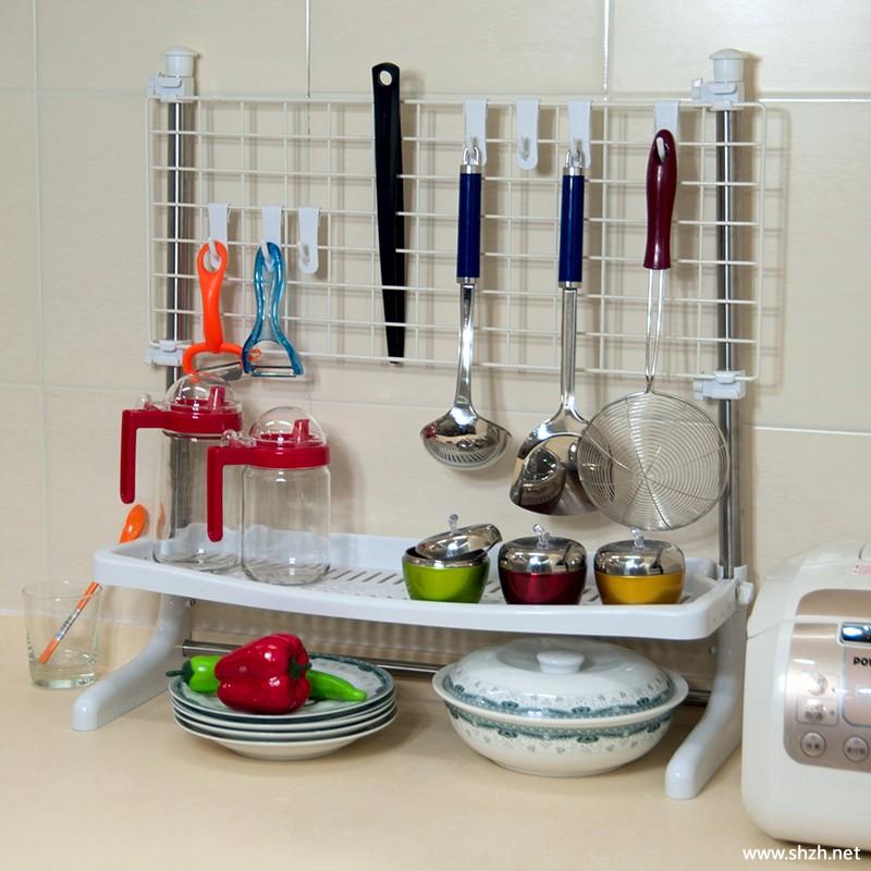 简约厨房收纳柜效果图