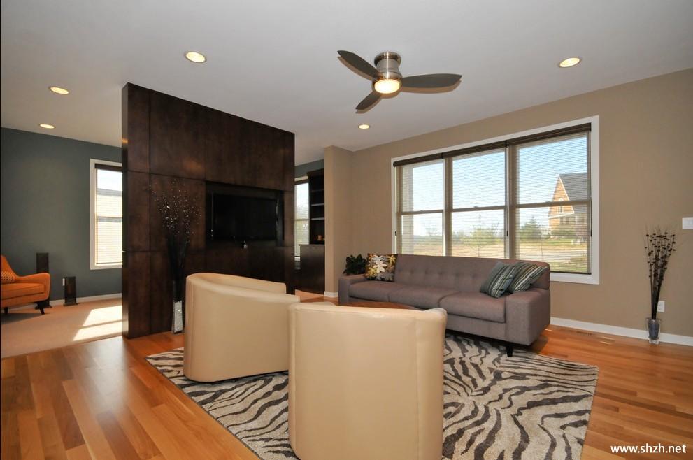 客厅电视墙隔断效果图; 客厅隔断 装装重要角色;    客厅隔断 装修