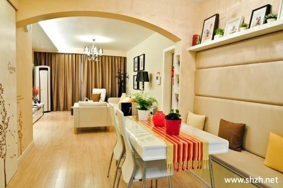 现代风格小户型婚房装修