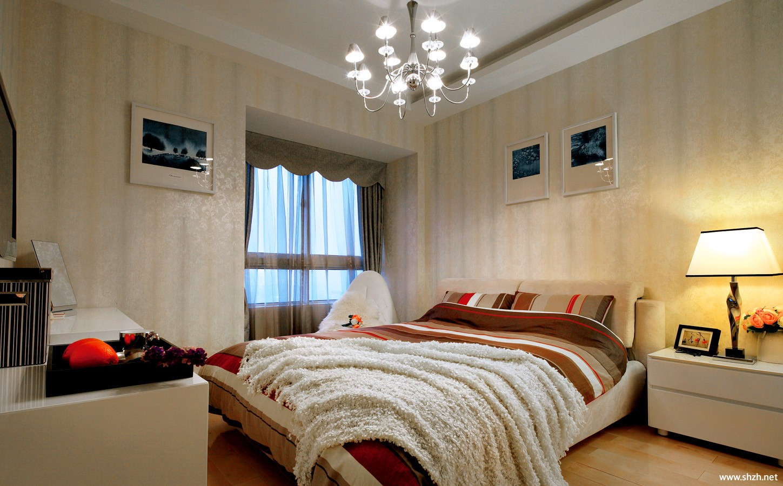 背景墙 房间 家居 设计 卧室 卧室装修 现代 装修 1449_899