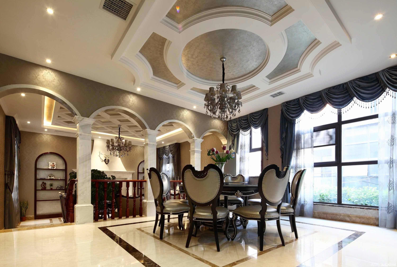 欧式客厅沙发茶几效果图
