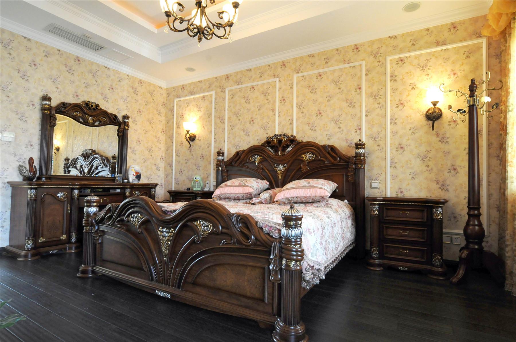 背景墙壁灯实木家具实木地板壁纸