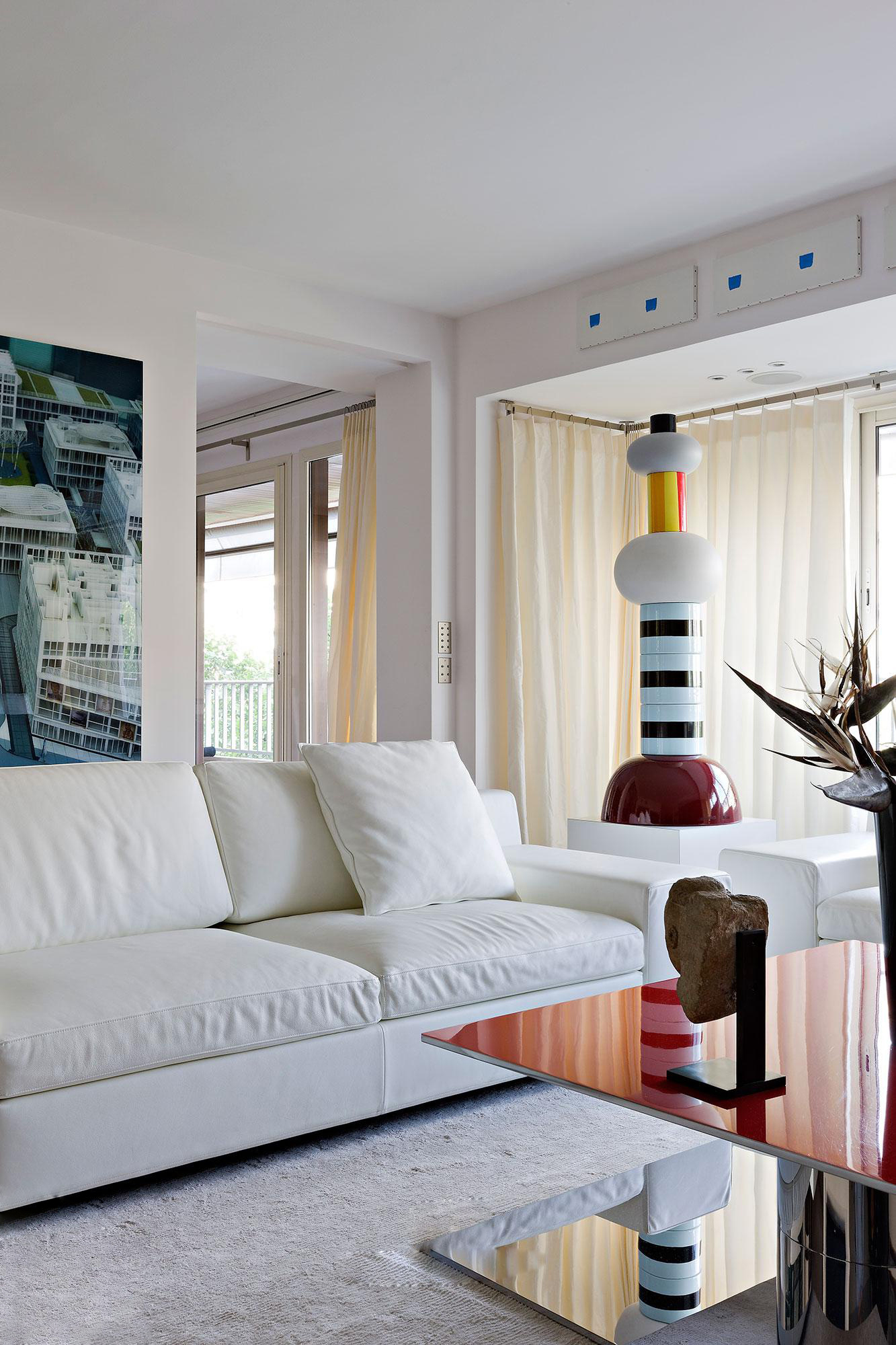 北欧风格客厅装修设计