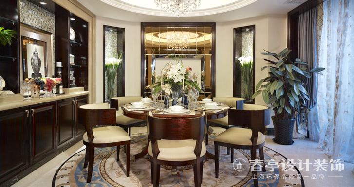 复式装修案例-上海春亭装饰设计工程有限公司-上海
