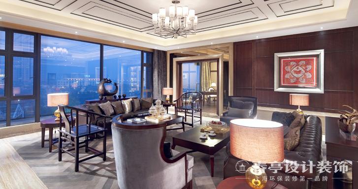 新古典公寓装修会客厅设计
