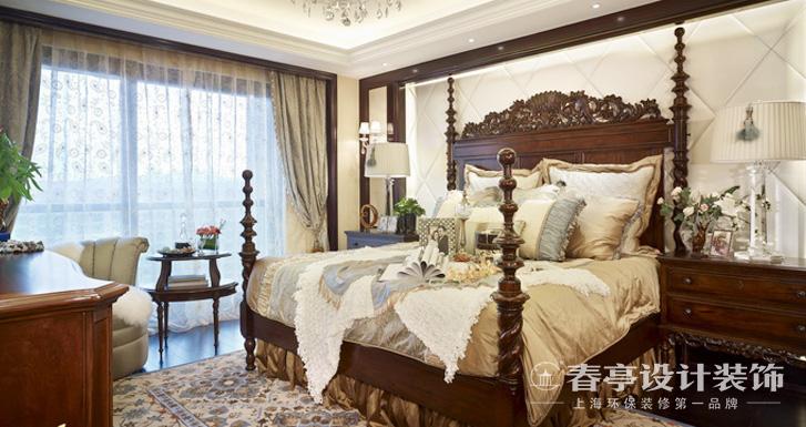 欧式复式装修设计卧室
