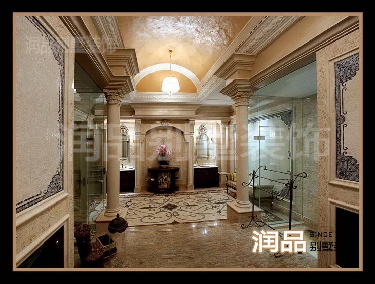 别墅设计装修案例玄关设计