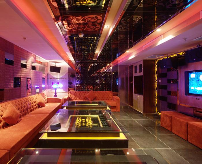 ktv設計裝修案例-上海旺族建筑裝飾設計有限公司-上海
