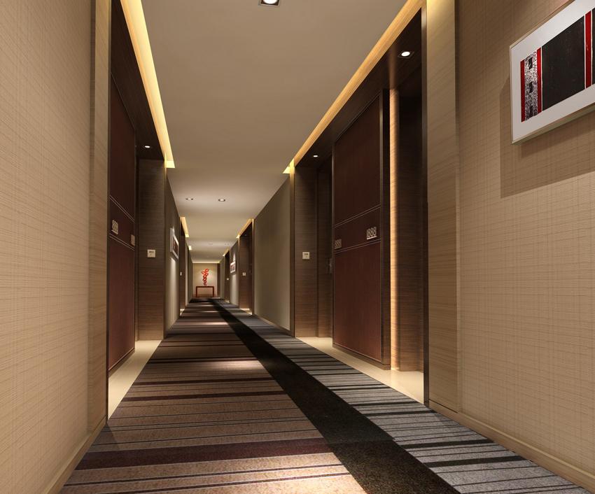 酒店裝修案例-上海旺族建筑裝飾設計有限公司-上海