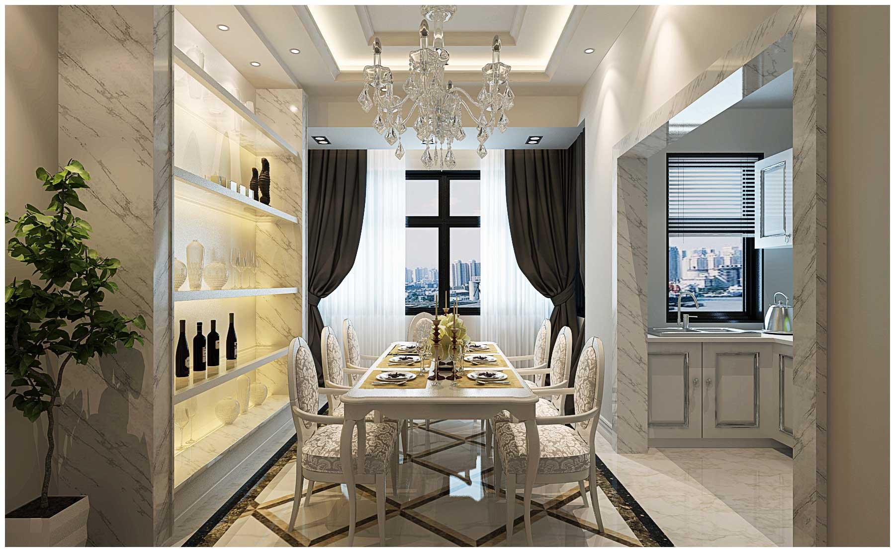 银石雅园装修案例-上海雅粹装饰设计有限公司-上海
