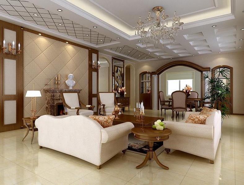 欧式风格别墅装修-上海尽心装饰设计有限公司-上海