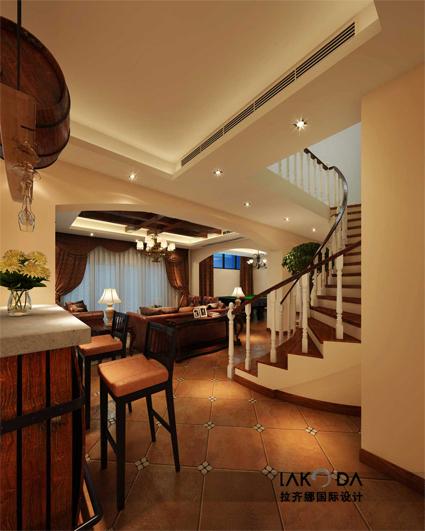 上海拉齐娜建筑装饰设计工程有限公司