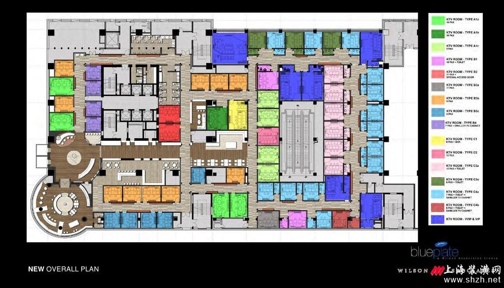 装潢案例图-上海尚迪建筑设计工作室-上海装潢网