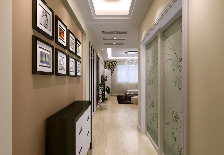 家庭装修客厅案例