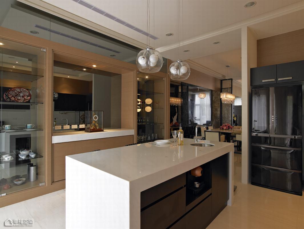 厨房设计装修效果图