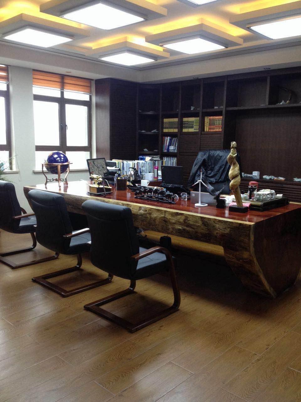 管理人员办公室设计装修2