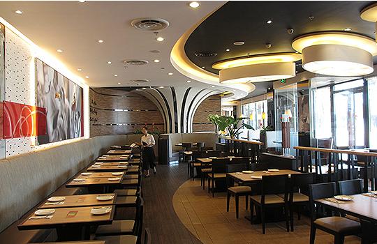 必胜客-上海宝格丽建筑装饰设计工程有限公司-上海