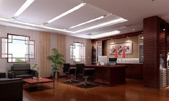 办公室设计装修效果图图片