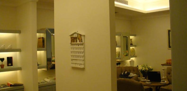 美容院-上海恒群建筑装潢设计工程有限公司-上海装潢