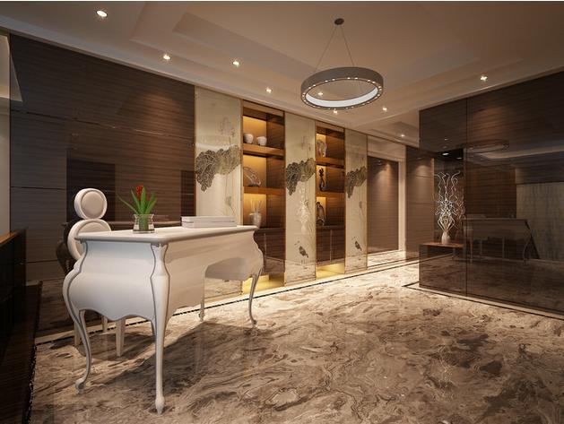 汤臣一品别墅-上海佳坊建筑装饰工程有限公司-上海