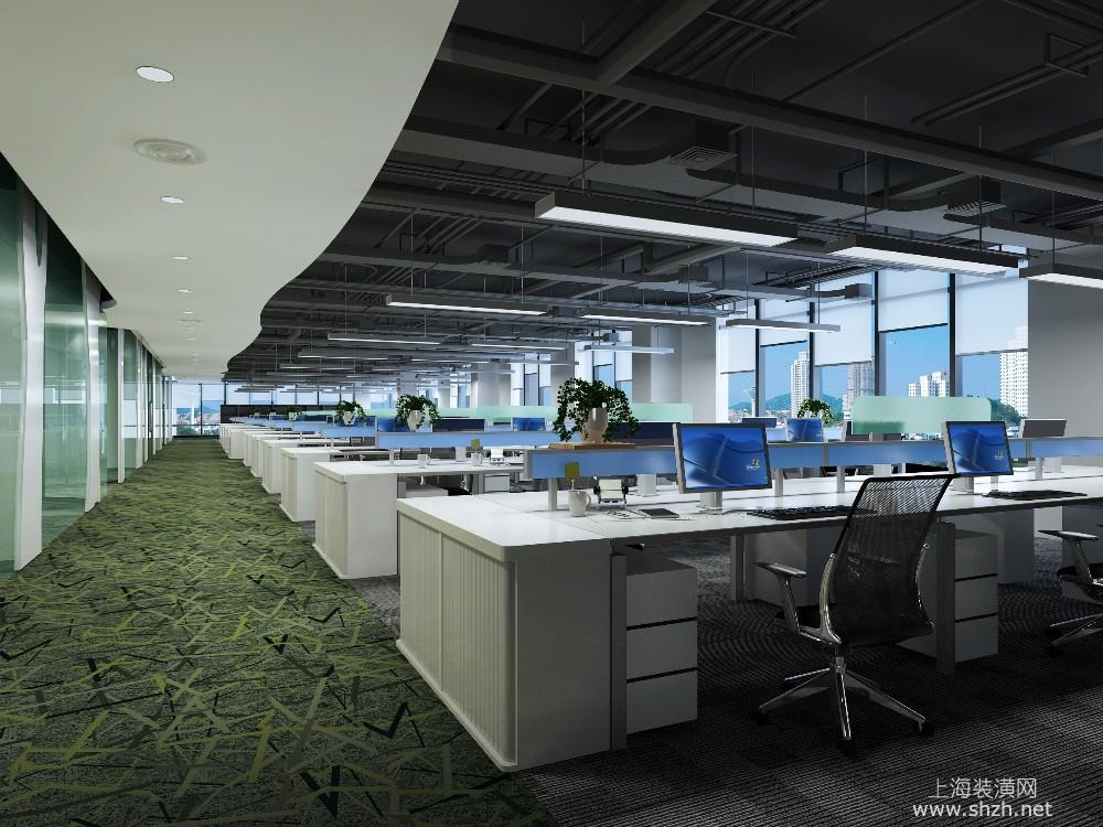 外企办公室设计方案