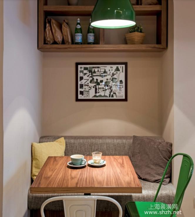 咖啡馆包间设计