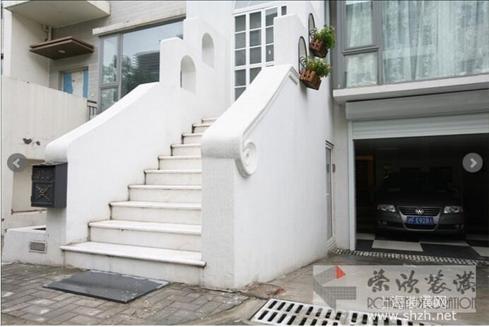 沿海馨庭别墅装修