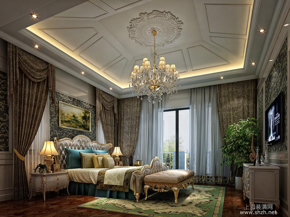 凯迪赫菲庄园别墅装修欧式古典风格设计