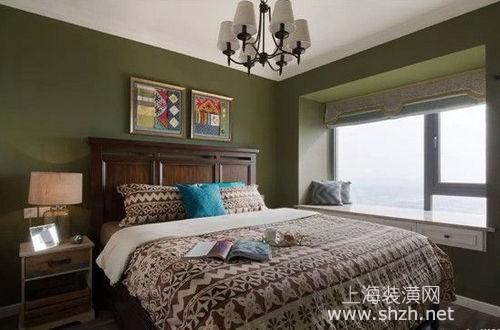 上海小户型装修效果图|卧室装修设计